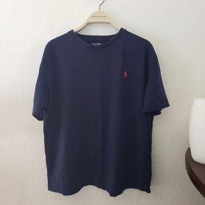 Ralph Lauren crewneck short sleeve shirt Sz Large